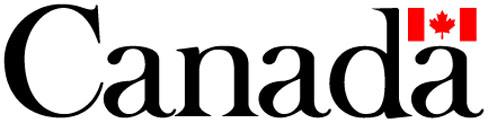 Official version of the Canada wordmark